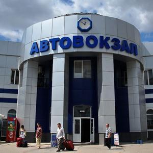 Автовокзалы Подгорного