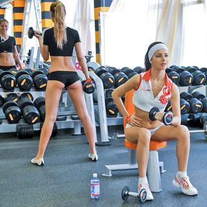 Фитнес-клубы Подгорного