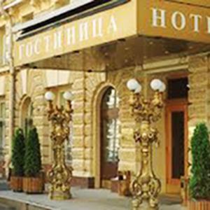 Гостиницы Подгорного