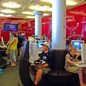 Интернет-кафе Подгорного