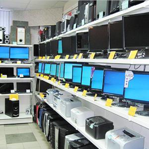 Компьютерные магазины Подгорного