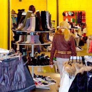 Магазины одежды и обуви Подгорного