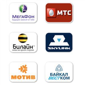 Операторы сотовой связи Подгорного