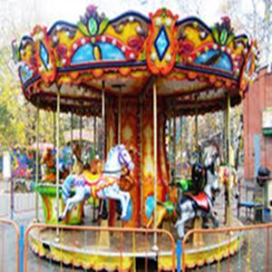 Парки культуры и отдыха Подгорного