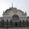 Железнодорожные вокзалы в Подгорном
