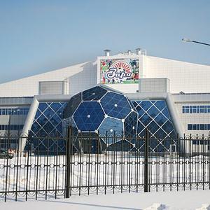 Спортивные комплексы Подгорного